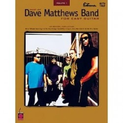 Dave Matthews Band For Easy Guitar
