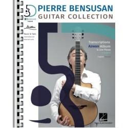 皮埃爾本蘇三(PIERRE BENSUSAN) 吉他教程