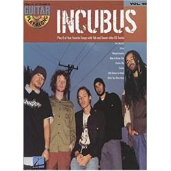Incubus Guitar Play-Along Volume 40
