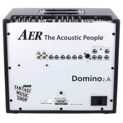 AER Domino 2A音箱四組input | 100W內建16種效果