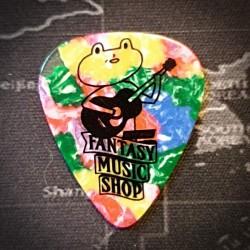 奇想蛙蛙Pick- 0.46mm彩虹賽璐璐溫暖厚度 | 單片價格