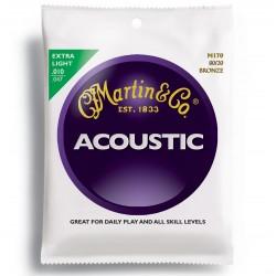 MARTIN M170 民謠吉他弦.010 | 舊款真空包