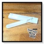 水晶玻璃指甲銼刀 Guitar Life   含塑膠保護外盒 長9cm*寬1.2cm