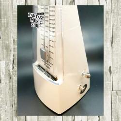 NIKKO 古典機械式 節拍器 乳白色 | 日本公司貨