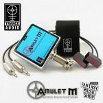 美國 Trance Audio - Amulet M 主動雙吸盤標準版 木吉他拾音器
