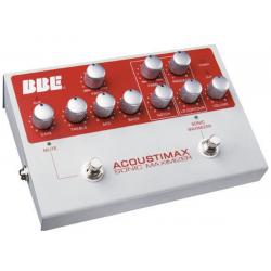BBE acoustimax 前級DI 英國大廠
