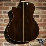 美國 Blueridge BR-163C-LE全單板民謠吉他