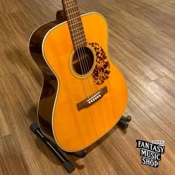 美國 Blueridge BR-163-LE全單板民謠吉他