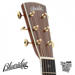 美國 Blueridge BR-180A全單板民謠吉他