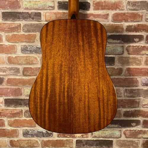 美國 Blueridge BR-40 Custom 面單板民謠吉他