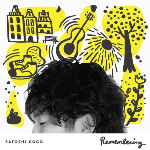 伍伍慧Satoshi Gogo【Remembering】-CD+樂譜套裝簡中版