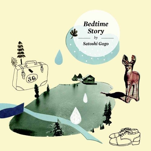 伍伍慧Satoshi Gogo日版專輯【Bedtime Story】-日版單CD