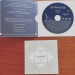 伍伍慧 Satoshi Gogo 演奏專輯 【Shipmates】-日版單CD