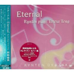 岡崎倫典鄧麗君日版CD: ETERNAL: Rynten Plays Teresa Teng