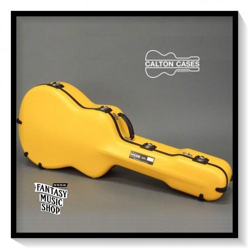 美製Calton高階吉他硬盒現貨 | D桶身含肩背袋
