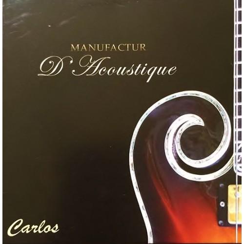 Carlos德國製手工吉他弦-唯一規格.012