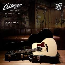 Collings C100 deluxe 全單板 民謠吉他