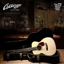 Collings OM3 全單板民謠吉他