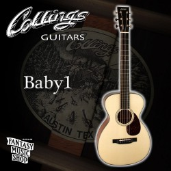 Collings Baby1 全單板手工民謠吉他