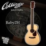 Collings Baby2H 全單板手工民謠吉他