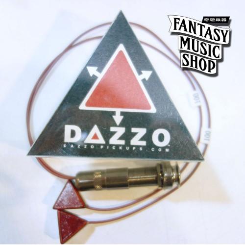 美國手工 Dazzo 低音100% 三角吸盤 被動式拾音器