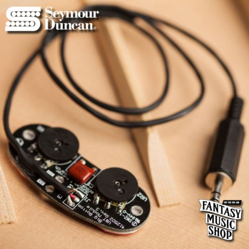 Seymour Duncan Wave-Length 音量&Tone控制模組(Wave-Length SOLO control)