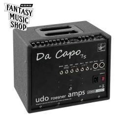專業民謠音箱Da Capo 75 | 專業級Udo Roesner Amp. 75W