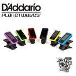 D'Addario PW-CT-17 夾式全頻調音器 (黑色)【電吉他/電貝斯/民謠吉他專用】