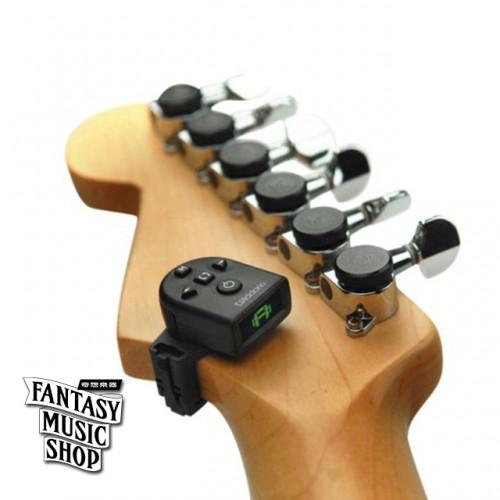 D'Addario PW-CT-12 夾式二用全頻調音/無聲節拍器【吉他/貝斯/曼陀林/烏克麗麗/班鳩琴/小提琴皆可用】