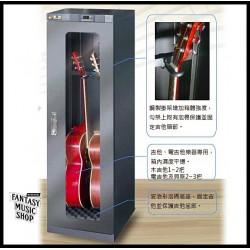 儀器等級防潮櫃 | 吉他電吉他電貝斯用單門 專業防潮櫃 | 鋼板鋼性最高款