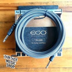 EGO手工民謠吉他導線 | 3m 5m 7m 及立體聲可供挑選
