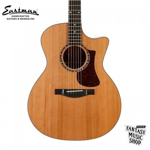 Eastman AC122-2CE 全單板插電民謠吉他(2021年版)