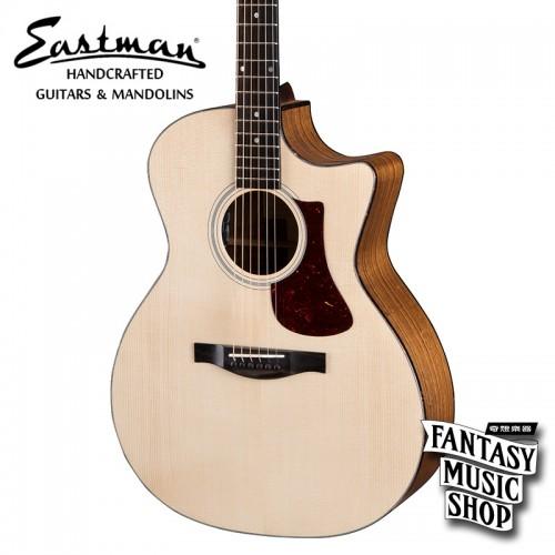 Eastman AC222CE 全單板插電民謠吉他(2021年版)