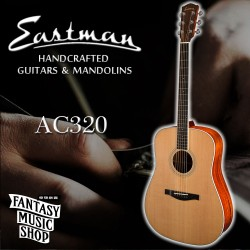 Eastman AC320 全單板民謠吉他