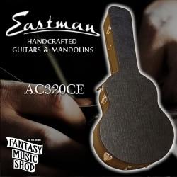 Eastman AC320CE 全單板插電民謠吉他