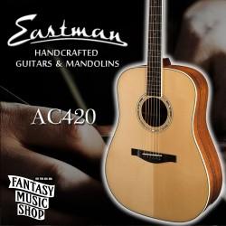 Eastman AC420 全單板民謠吉他