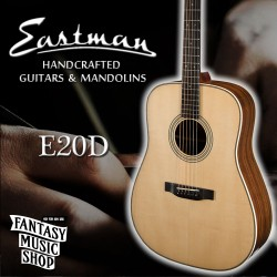Eastman E20D 全單板民謠吉他