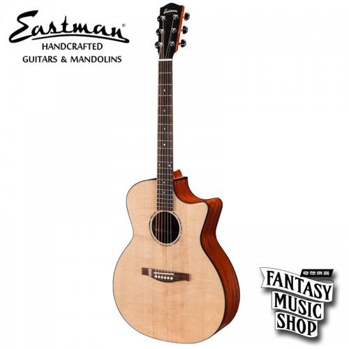 Eastman PCH1-GACE 面單板插電民謠吉他