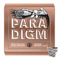 Ernie Ball 2078 Paradigm 磷青銅 木吉他弦 11-52