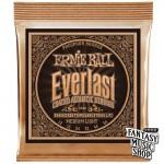 Ernie Ball 2546 民謠吉他弦 Everlast (覆膜磷銅弦)