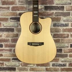 Guild D250C 面單板民謠吉他