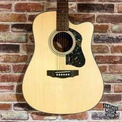 Guild D340C 面單板民謠吉他