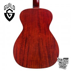 Guild M-40 TROUBADOUR in NATURAL 全單板民謠吉他 (美廠)