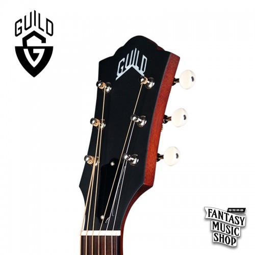 Guild M-40 TROUBADOUR in NATURAL 全單板民謠吉他 (美廠)