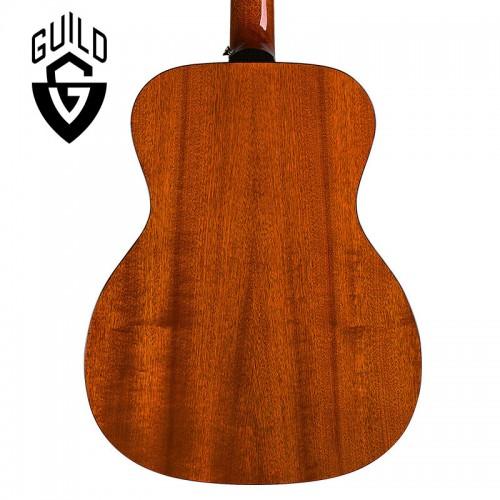 Guild OM120 全單板民謠吉他