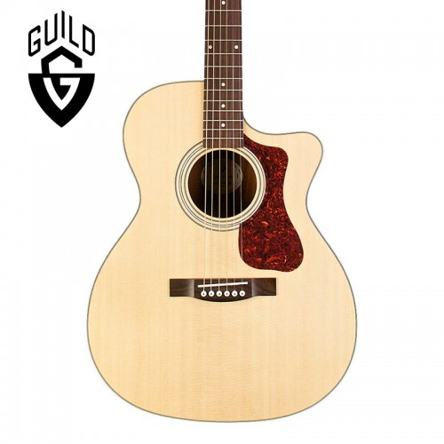 Guild OM240CE 面單板插電民謠吉他