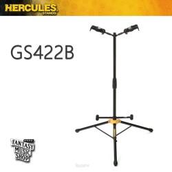 HERCULES Stands GS422B 單支吉他架(可掛二支)