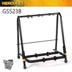 HERCULES Stands GS523B 三支型 吉他架 海克力斯