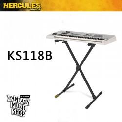 HERCULES KS118B 折疊型X型鍵盤架