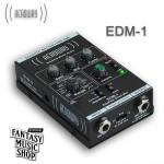 英國Headway EDM-1單軌木吉他/烏克麗麗/貝斯前級